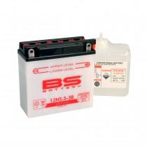 Batterie bs Aprilia Rx wind