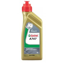 Huile moteur 2T 2T CASTROL A747 1l TC Racing