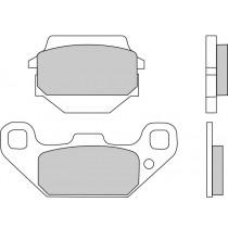 Plaquettes de frein Front  56x37x10 3mm