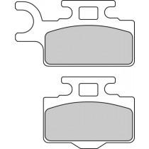 Plaquettes de frein Front  67 7x36 5x7 5mm KAWASAKI KX 65 2000-
