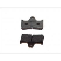 Plaquettes de frein Rear 59 9x57 2x8 1mm KAWASAKI GTR ZX-7RR ZZR
