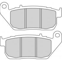 Plaquettes de frein Front 102 1x46 3x8 9mm HARLEY DAVIDSON XL 883/1200 2004-