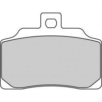 Plaquettes de frein Front 64 1x48 3x8 1mm BETA M4 350 2006-