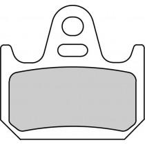 Plaquettes de frein Rear 48 1x44 6x7 1mm