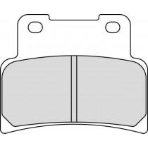 Plaquettes de frein Front 68 6x55 5x9 2mm APRILIA RS 125 2006-