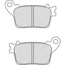 Plaquettes de frein Rear 76 6x42 1x8 9mm