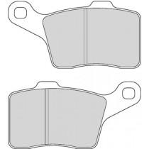 Plaquettes de frein Front  86 2x43 5x10mm