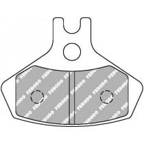 Plaquettes de frein Front  67 6x52 1x7 5mm