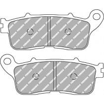 Plaquettes de frein Rear 102 1x40 1x9 4mm