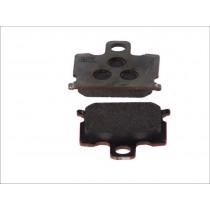 Plaquettes de frein Front 65 1x59 8x10 4mm YAMAHA RD RX XJ XS XV 50-1100 1981-