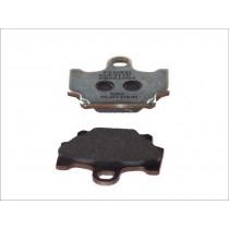 Plaquettes de frein Front 67 8x58 7x8 4mm YAMAHA RD SR XJ XS XT XV 80-650 1982-