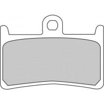 Plaquettes de frein Front  69x51x9 4mm