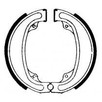 Etriers de frein arrière  front 140x25mm include springs HONDA CR XR 125/250/500 1970-