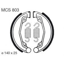 Etriers de frein arrière  front 140x25mm include springs HONDA C CD CL CM XR 50-250 1978-