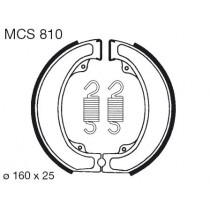Etriers de frein arrière  front 160x25mm include springs HONDA XL 500 1979-