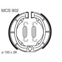 Etriers de frein arrière  front 150x28mm include springs KAWASAKI KL KX