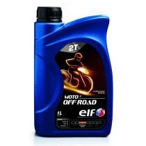 Huile moteur 2T 2T ELF Moto 2 Offroad 30 1l TC ISO-L-EGD