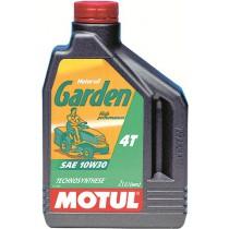Huile moteur 4T MOTUL Garden 10W30 2l CF